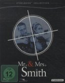 Mr. & Mrs. Smith (Steelbook Collection)