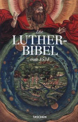 die luther bibel von 1534 2 bde bibelausgaben taschen verlag portofrei bei b bestellen. Black Bedroom Furniture Sets. Home Design Ideas