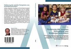 Förderung der sozialen Kompetenz von Kindergart...