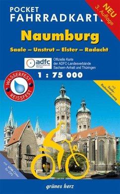 Fahrradkarte Naumburg