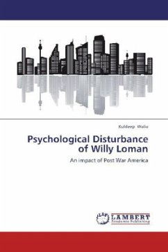 Psychological Disturbance of Willy Loman