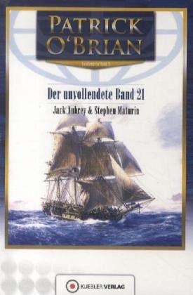 Buch-Reihe Jack Aubrey von Patrick O'Brian