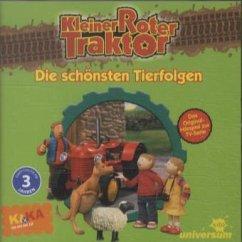 Kleiner roter Traktor - Die schönsten Tierfolgen, 1 Audio-CD
