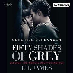 Geheimes Verlangen / Shades of Grey Trilogie Bd.1 (MP3-Download) - James, E L