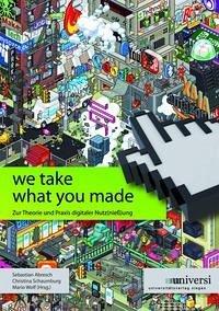 We take what you made