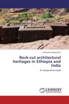 Rock-cut architectural heritages in Ethiopia and India