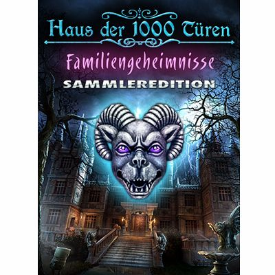 haus der 1000 t ren familiengeheimnisse sammleredition download f r windows. Black Bedroom Furniture Sets. Home Design Ideas