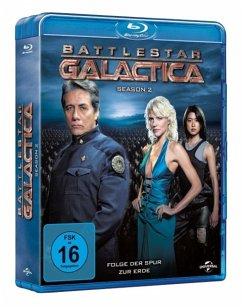 Battlestar Galactica - Season 2 BLU-RAY Box - Edward James Olmos,Mary Mcdonnell,Jamie Bamber