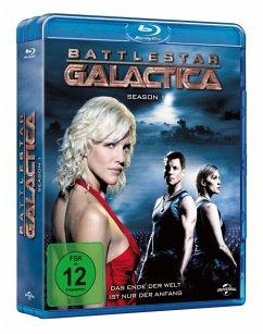 Battlestar Galactica - Season 1 BLU-RAY Box - Edward James Olmos,Mary Mcdonnell,Jamie Bamber