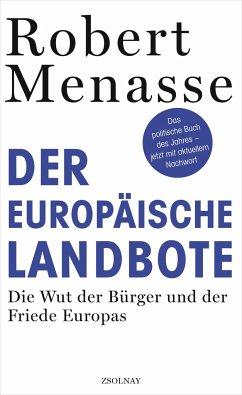 Der Europäische Landbote - Menasse, Robert