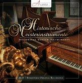 Historische Meisterinstrumente Im Händel-Haus
