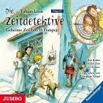 Geheime Zeichen in Pompeji / Die Zeitdetektive Bd.27 (CD)