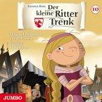 Der Kleine Ritter Trenk - Hörspiel / Der kleine Ritter Trenk Bd.10 (CD)