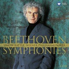 Sämtliche Sinfonien 1-9 (Ga) - Rattle,Simon/Various/Wp