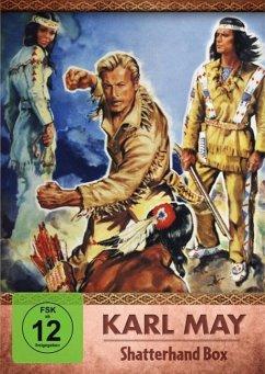 Karl May - Shatterhand Box DVD-Box