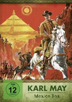 Karl May - Mexiko Box DVD-Box