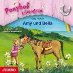 Amy und Bella / Ponyhof Liliengrün Bd.11 (CD)