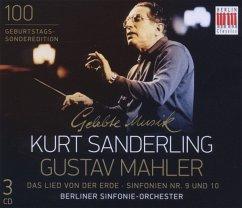 Gelebte Musik - Kurt Sanderling - Schreier/Finnilä/Sanderling,Kurt/Beso
