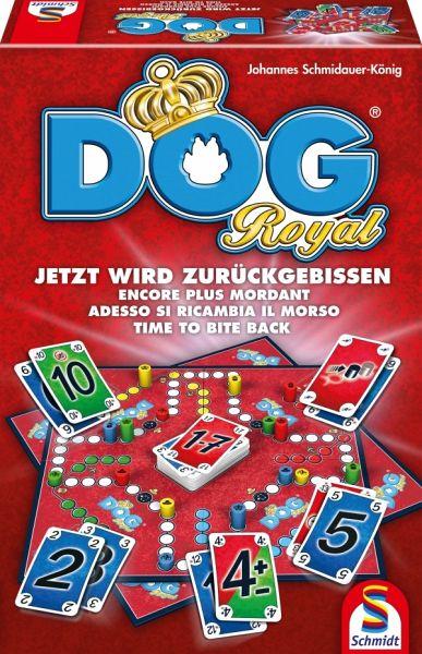 dog royal spiel
