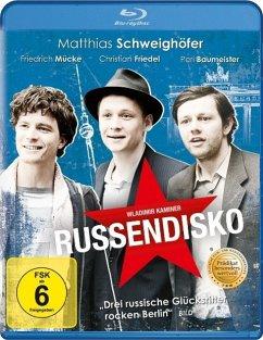 Russendisko - Peri Baumeister,Christian Friedel,Friedrich Mücke