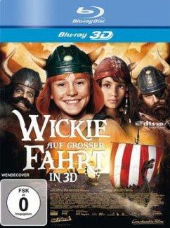 Wickie auf großer Fahrt 3D-Edition - Keine Informationen