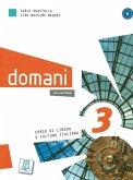 domani 3. Kurs- und Arbeitsbuch mit DVD-ROM und Audio-CD