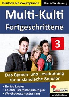 Multi-Kulti 3 - Deutsch als Fremdsprache