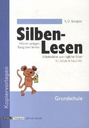 1./2. Schuljahr / Silben-Lesen von Karin Pfeiffer - Schulbücher ...