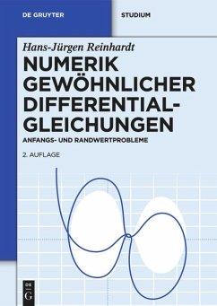 Numerik gewöhnlicher Differentialgleichungen - Reinhardt, Hans-Jürgen