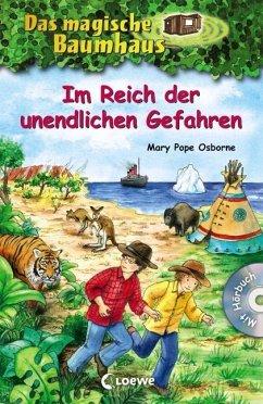 Im Reich der unendlichen Gefahren / Das magische Baumhaus Sammelband Bd.5 - Osborne, Mary Pope