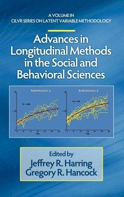 Advances in Longitudinal Methods in the Social and Behavioral Sciences (Hc)
