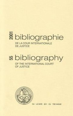 Bibliography of the International Court of Justice: No. 55