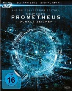 Post image for Prometheus – Dunkle Zeichen (3D Blu-ray) für 17€