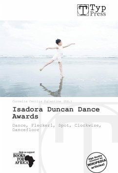 Isadora Duncan Dance Awards