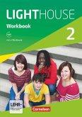 English G LIGHTHOUSE 02: 6. Schuljahr. Workbook mit e-Workbook und Audios online