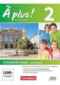 Vokabeltrainer interaktiv, CD-ROM / À plus! Nou...