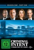 Criminal Intent - Verbrechen im Visier - Season 1.1 DVD-Box
