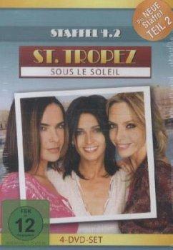 St. Tropez - Sous le Soleil, Staffel 4.2 (4 Discs)