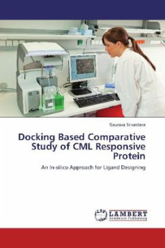 Docking Based Comparative Study of CML Responsive Protein