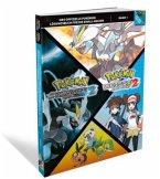Pokémon Schwarze Eidition 2 / Pokémon Weisse Edition 2 - Das offizielle Lösungsbuch für die Einall-Region