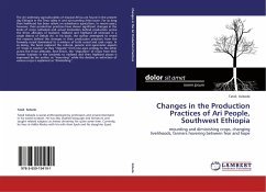 Changes in the Production Practices of Ari People, Southwest Ethiopia