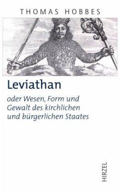 Thomas Hobbes. Leviathan