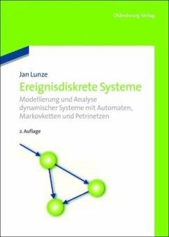 Ereignisdiskrete Systeme - Lunze, Jan