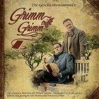 Grimm trifft Grimm - Die Geschichtensammler, 2 Audio-CDs