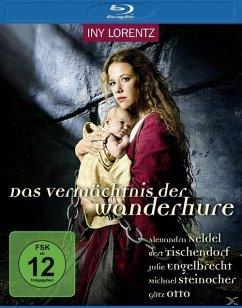 Das Vermächtnis der Wanderhure / Die Wanderhure Bd.3 (Blu-ray)