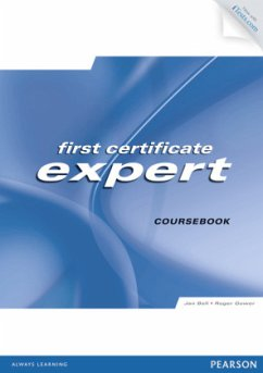 Coursebook, w. iTest CD-ROM / First Certificate Expert
