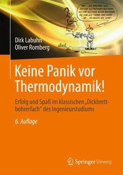 Keine Panik vor Thermodynamik! - Labuhn, Dirk; Romberg, Oliver