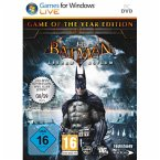 Batman: Arkham Asylum Game of the Year Edition (Download für Windows)