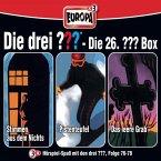 Die drei Fragezeichen Folgen 76-78 / Die drei Fragezeichen-Box 26 (3 Audio-CDs)