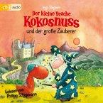 Der kleine Drache Kokosnuss und der große Zauberer / Die Abenteuer des kleinen Drachen Kokosnuss Bd.3 (MP3-Download)